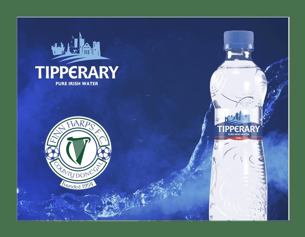 Finn Harps Tipperary Water